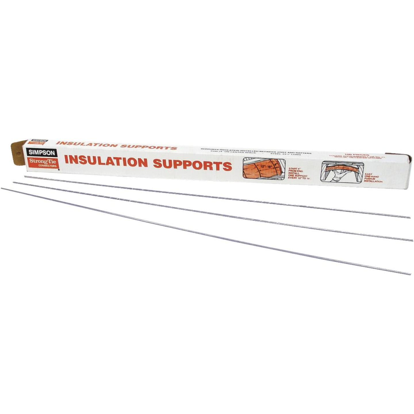 Simpson Strong-Tie 24 In. 14-Gauge Insulation Support Image 1