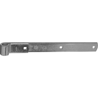 National 14 In. Zinc Hinge Strap