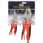 Do it Best Locking Pliers Set (2-Piece) Image 2