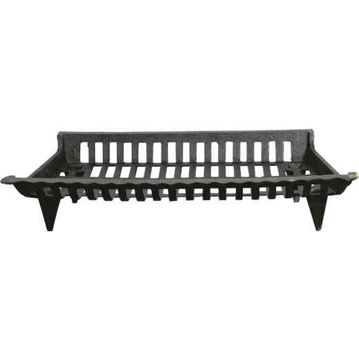 Home Impressions Zero Clearance 29-1/2 In. Cast-Iron Fireplace Grate