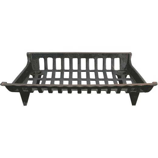 Home Impressions 24 In. Cast Iron Fireplace Grate