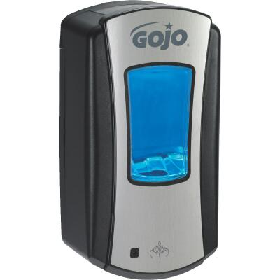 GOJO LTX-12 Touch-Free 1200mL Foam Soap Dispenser