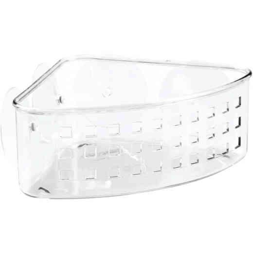 iDesign Corner Shower Basket