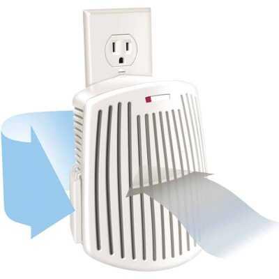 Hamilton Beach TrueAir 6 Ft. Coverage Area White Plug-In Odor Eliminator Air Purifier