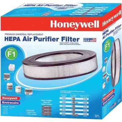 Honeywell Universal True HEPA Air Purifier Filter