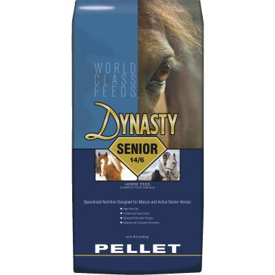Kent Dynasty 50 Lb. Senior Horse Feed